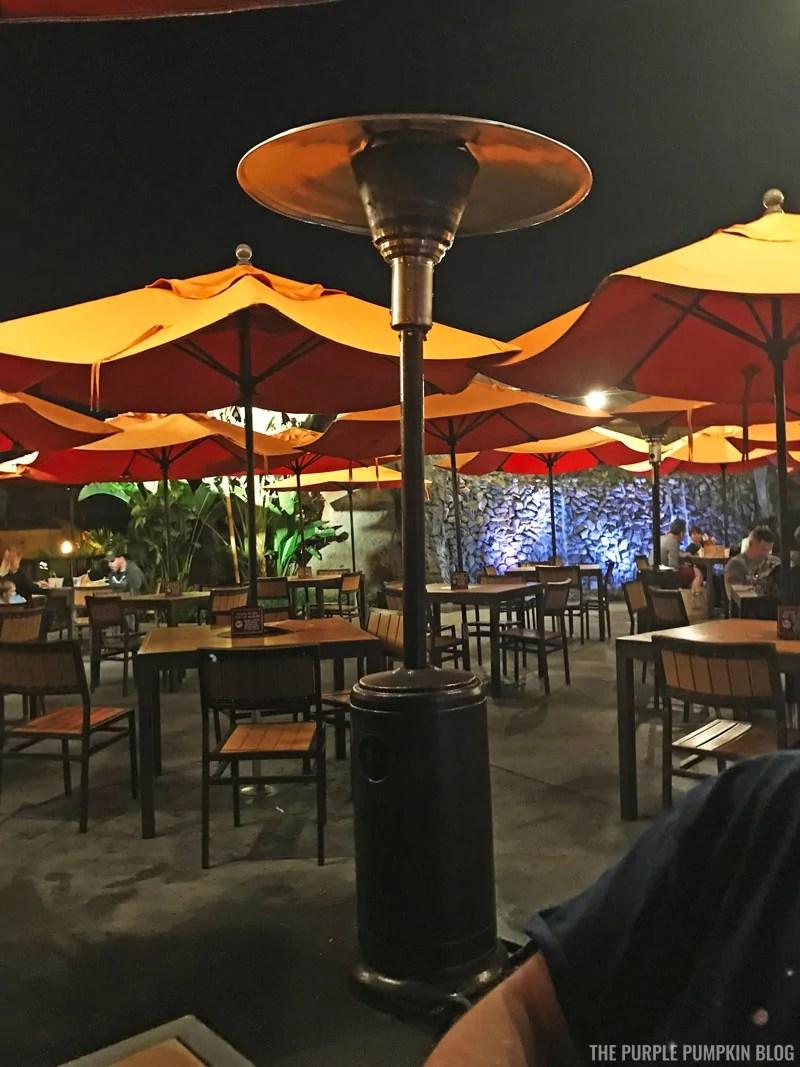 Trader Sam's Tiki Terrace