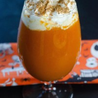 Spiked Pumpkin Pie Punch