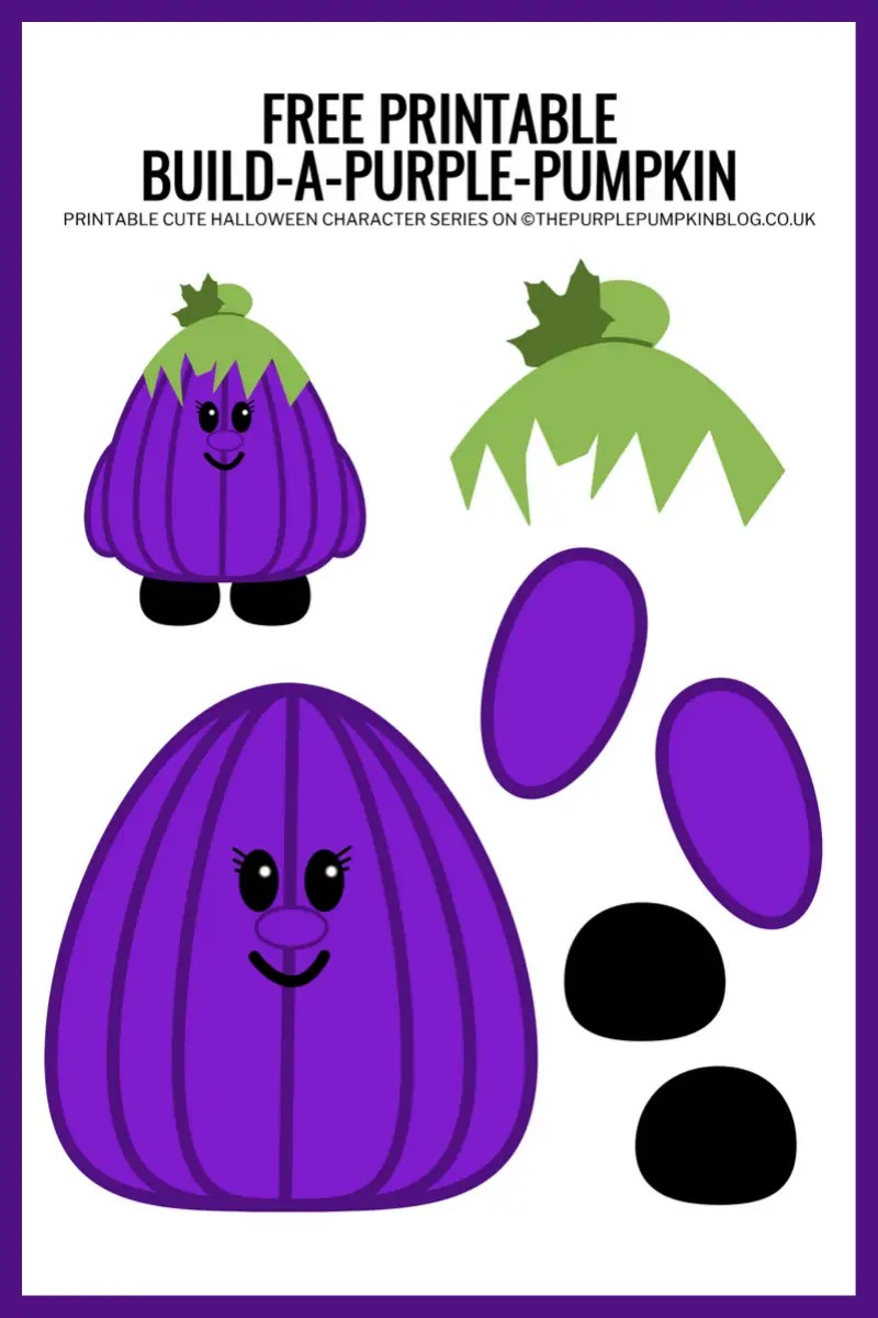 Build-a-Purple-Pumpkin-Free-Printable-Halloween-Paper-Craft