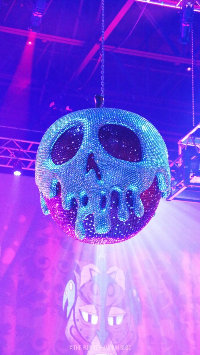 Poison Apple Disco Ball