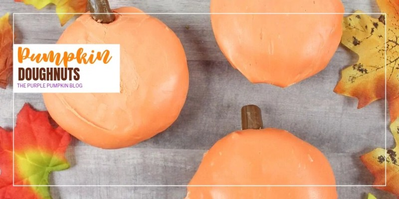 Baked Spiced Pumpkin Donuts are ridiculously easy to make thanks to using a box of cake mix! You can use any kind of spice cake mix that is available to you, and make sure you invest in a donut pan so that you can whip up a batch of these delicious pumpkin doughnuts post haste! They are an awesome fall or Halloween treat! #SpicedPumpkinDonuts #DonutRecipes #ThePurplePumpkinBlog