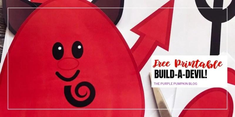 free printable build-a-devil