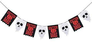 Halloween Banner Sign