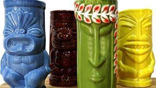 Tiki Drinkware
