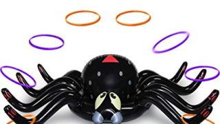 Inflatable Spider Ring Toss