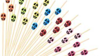 Skull Toothpicks