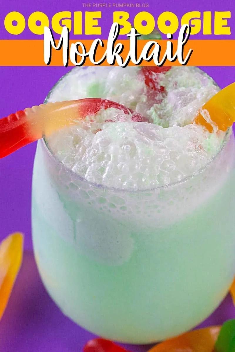 Oogie Boogie Mocktail