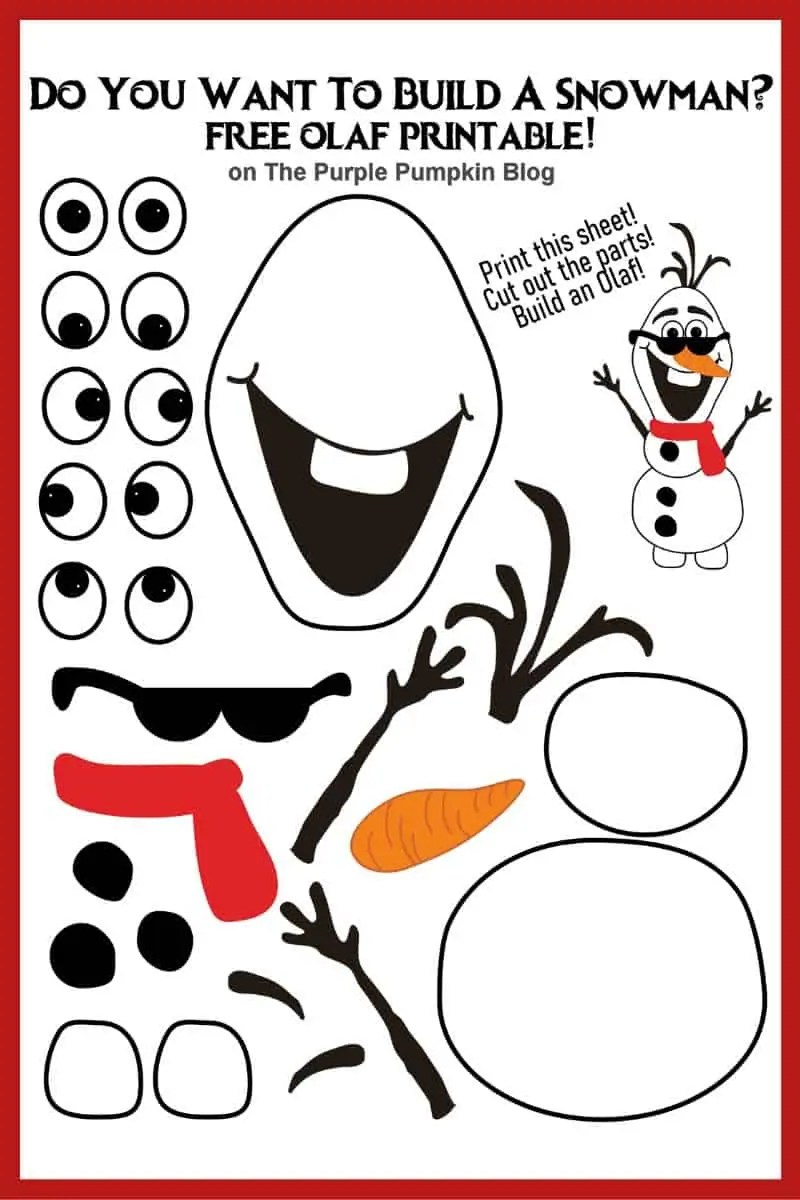 Free-Olaf-Printable-Template-Winter-Edition