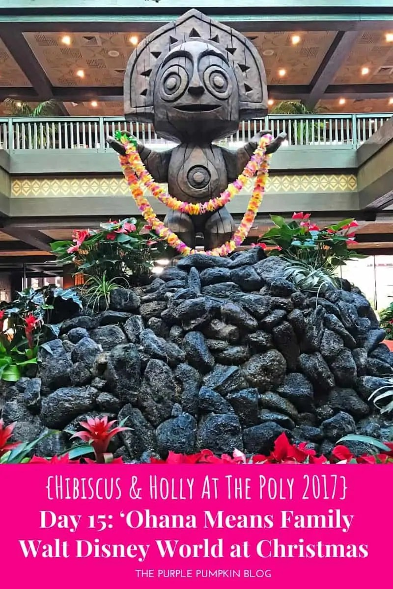 Maui Tiki God Statue
