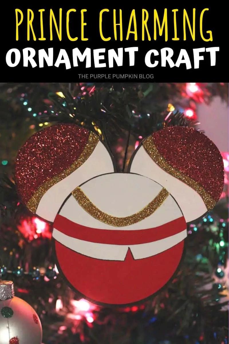Prince Charming Ornament Craft