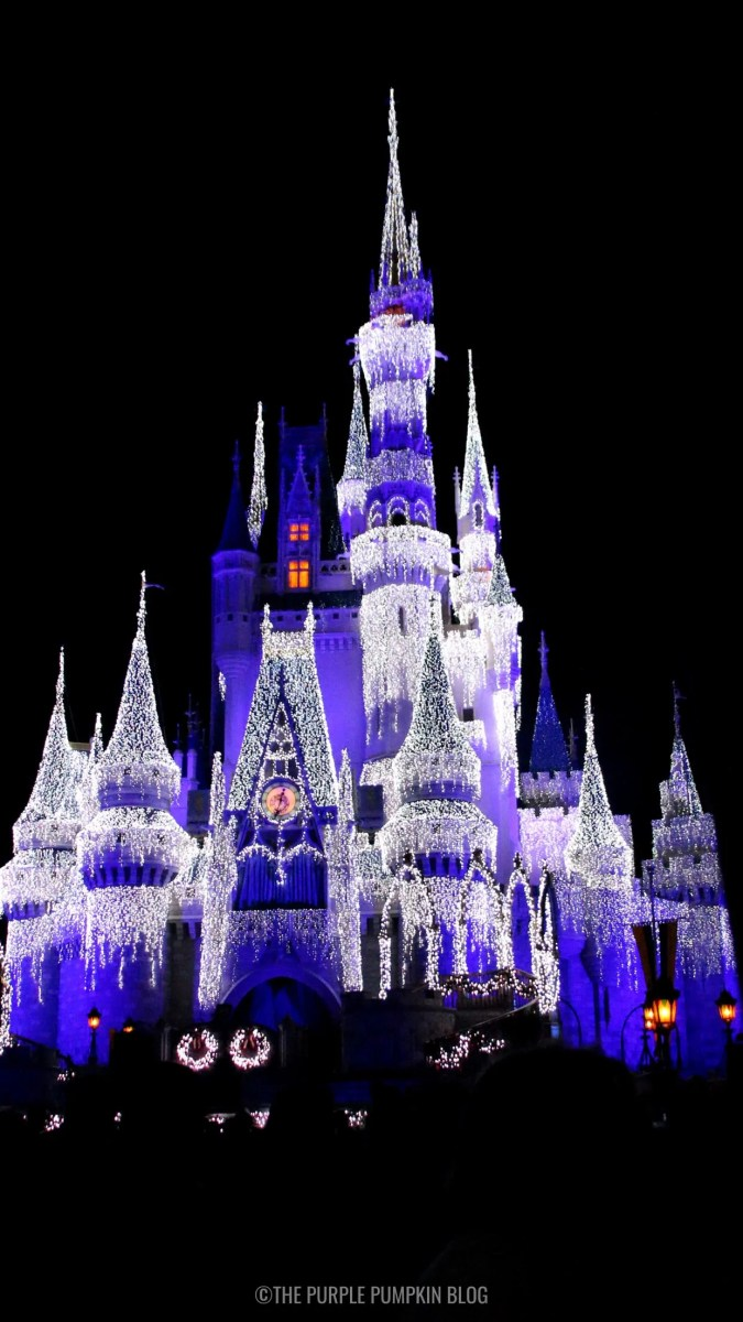 Walt Disney World Christmas Wallpapers Iphone