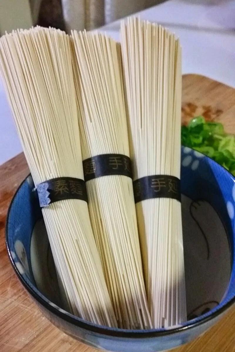 Tomoshirago Noodles