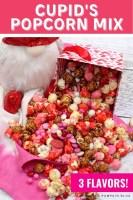 Cupid's Popcorn Mix - 3 Flavors