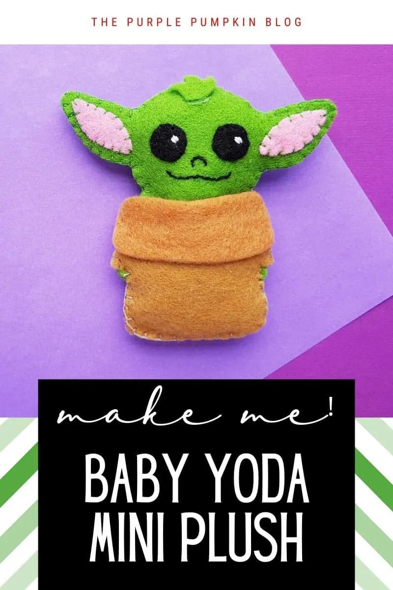Baby Yoda Mini Plush