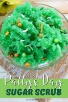 Pattys Day Sugar Scrub
