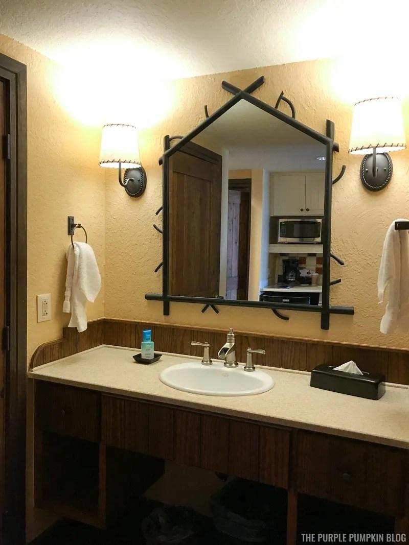 Room 3561 Boulder Ridge Villas - Sink Vanity