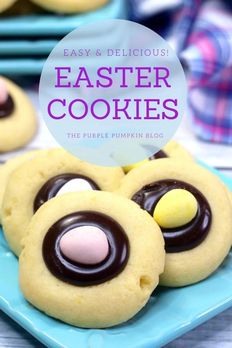Easy & Delicious! Easter Cookies
