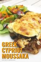 Greek Cypriot Moussaka