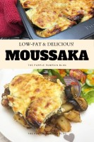 Low Fat & Delicious Moussaka