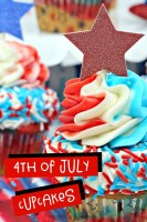 4th of July Cupcakes To Make