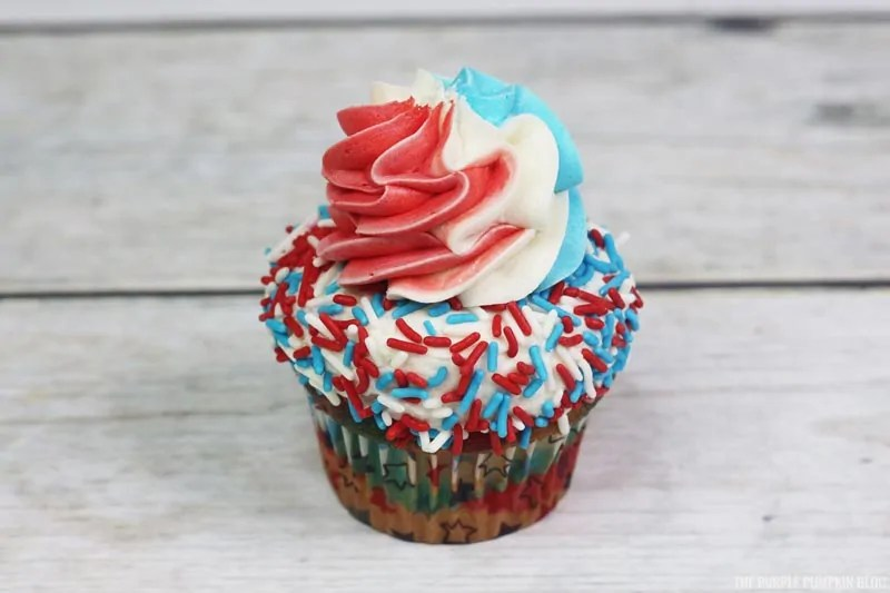 Multi Colored Frosting