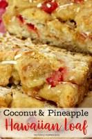 Coconut & Pineapple Hawaiian Loaf