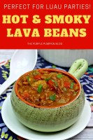 Perfect for Luau Parties - Hawaiian Baked Beans