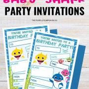 Free-Printable-Baby-Shark-Party-Invitations