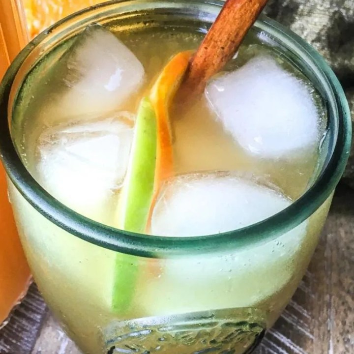 Sparkling Apple Ginger Punch Recipe