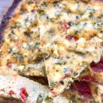 The Keto Chronicles: Low Carb Quiche