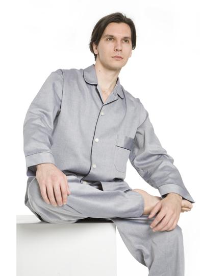 Silver - Grey Finesse PJs