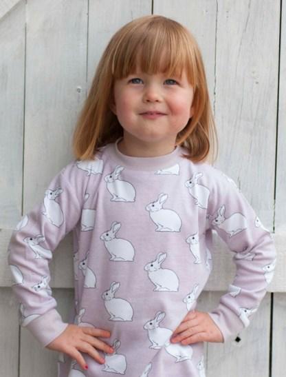 Snowy The Bunny Pyjamas
