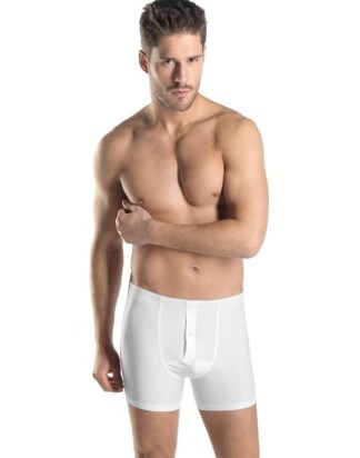 Hanro SUPERIOR BOXERS IN WHITE