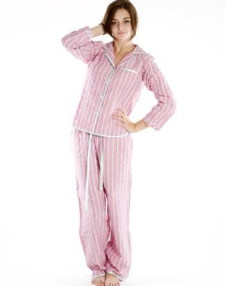 Navy & Ivory Stars Pyjama Set