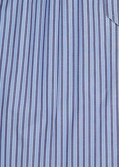 Bonsoir Long Shorts - Red check or Blue/white stripe