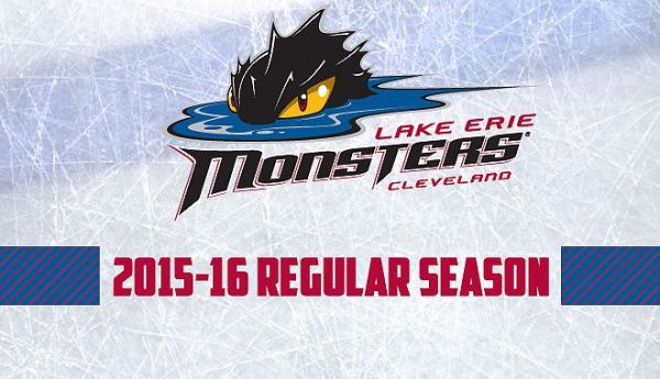 Monsters vs. Charlotte Checkers | Quicken Loans Arena ...