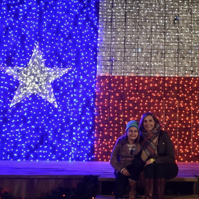 Christmas Fun in Texas