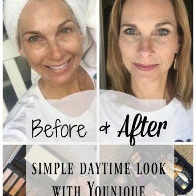 Wakeup to Makeup – A Simple Daytime Look