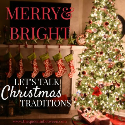 Let's Talk – Christmas Traditions