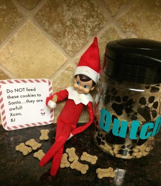 Elf on the Shelf - Holidays