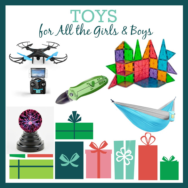 Toys for All the Girls & Boys!