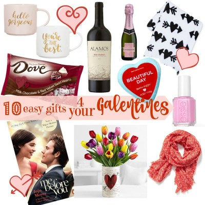 10 on the 10th – Galentines Day Gifts