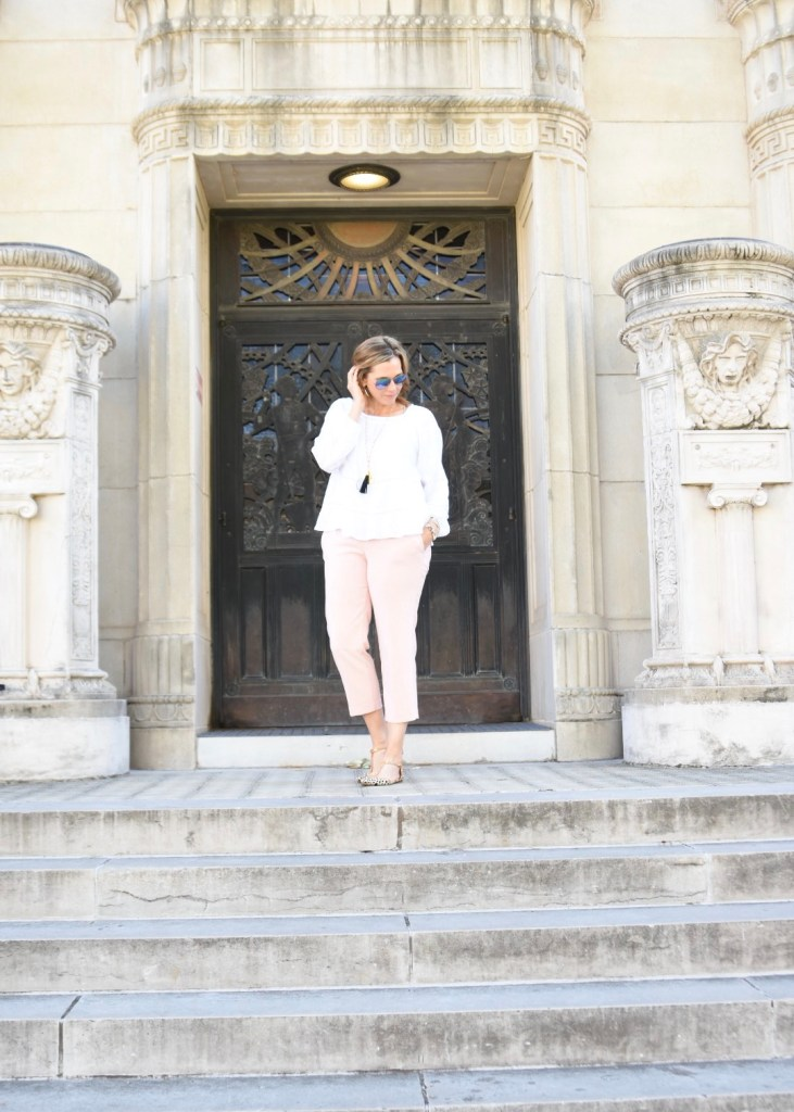 Blush Style - The Queen in Between