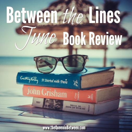 June Book Review - The Queen in Between