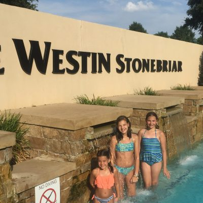 The Queen's Chronicles – Weekending at the Westin