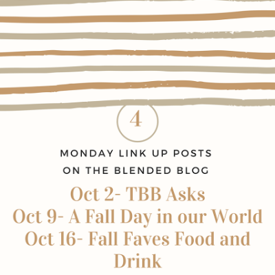 Fall Day in the Life + TBB Linkup
