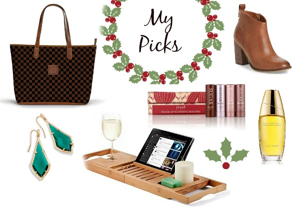 Gift Guide for Her + Giveaway