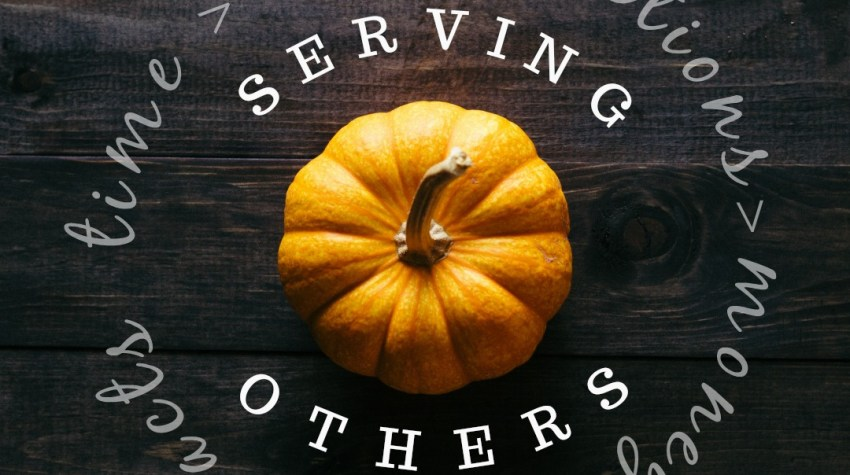 5 Ways to Serve Others – Show & Tell Tuesday