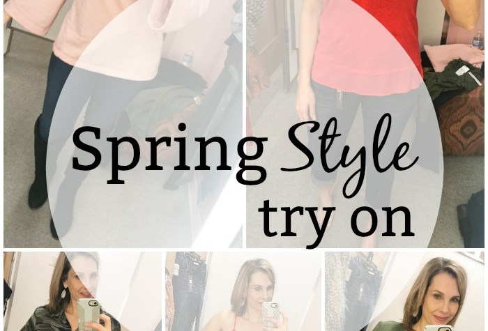 Spring Style Try On – TBB Linkup