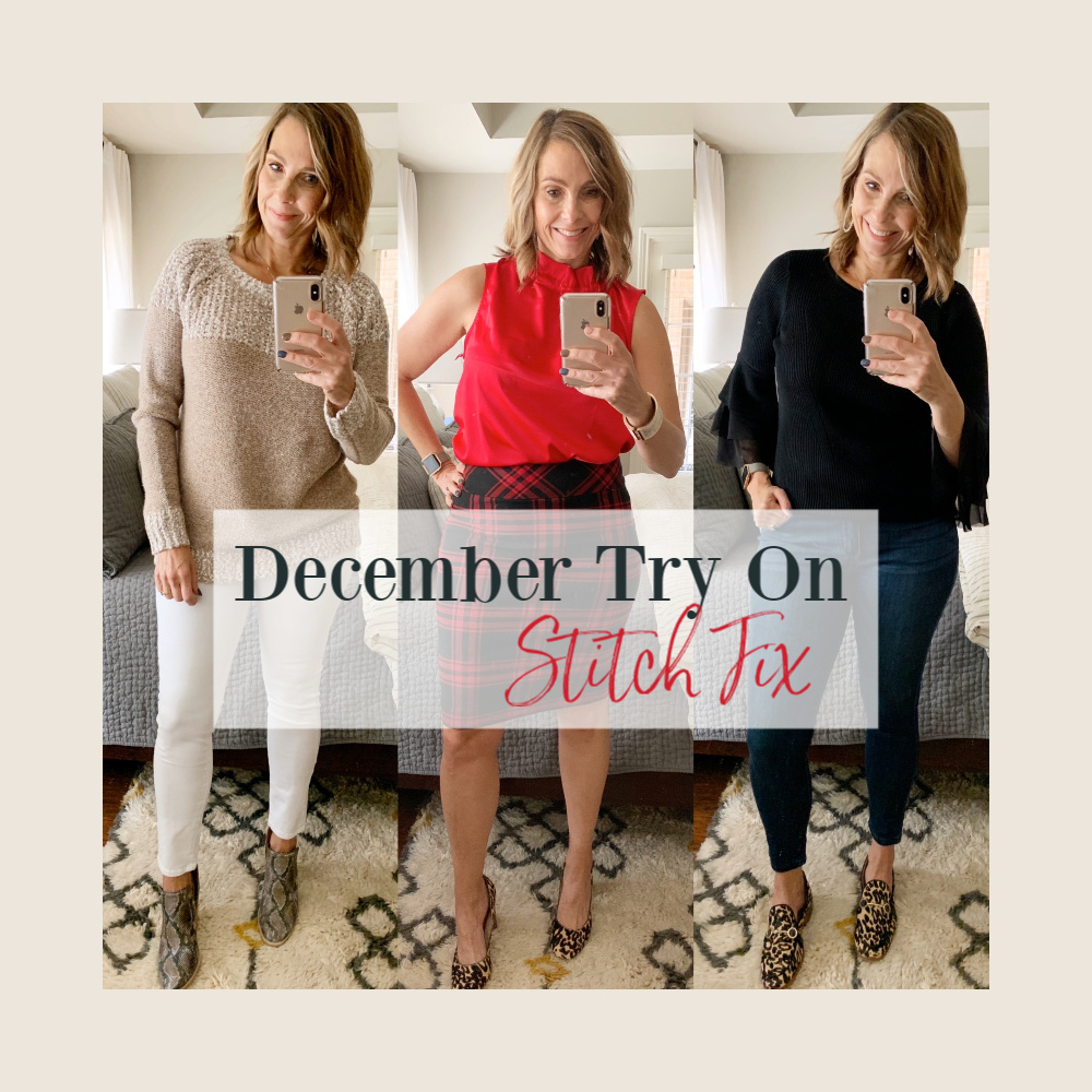 December Stitch Fix Style Six | The Queen In Between